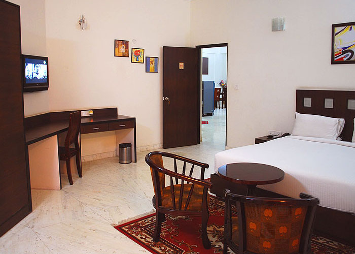 Koramangala Serviced Apartment, ST Bed. 14