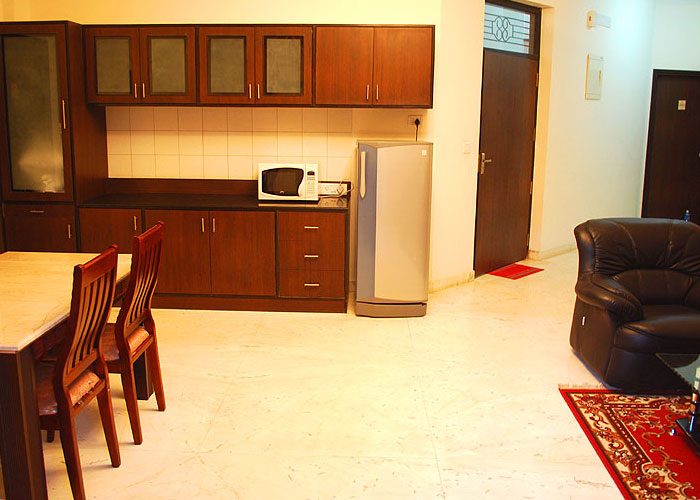 Koramangala Serviced Apartment, ST Bed. 10