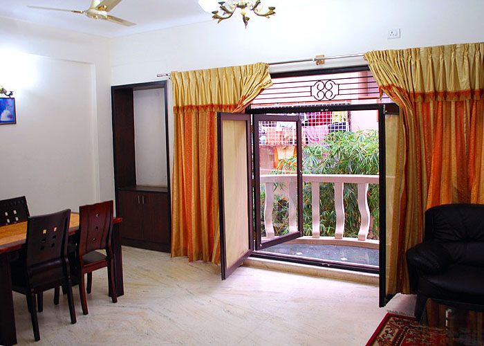 Koramangala Serviced Apartment, ST Bed. 11