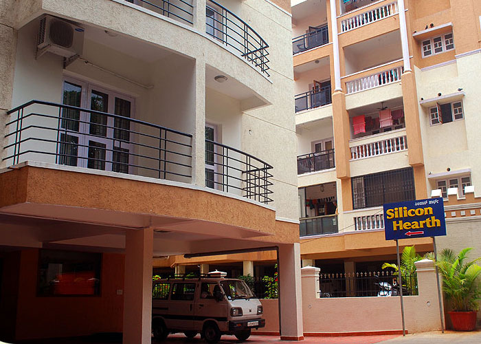 Marathalli Serviced Apartment1