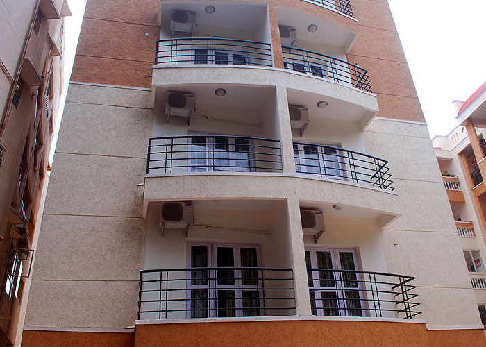 Marathalli Serviced Apartment4